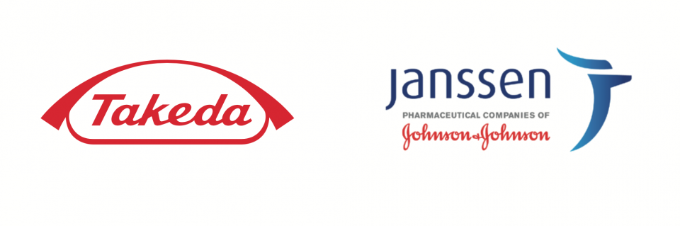 Logos Takeda & Janssen